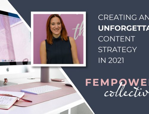 Free Webinar (12 February): Creating an unforgettable content strategy in 2021